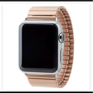 Rilee & lo Apple Watch band in Rose Gold